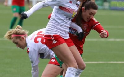 Getting to Know Badass Women in Sport at Lewes FC
